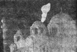 The Figure of the Apparition, Photographed By Mr. Wagih Rizk